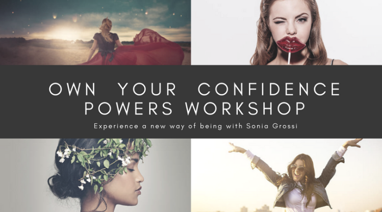 Own Your Confidence Powers Workshop