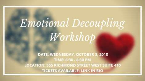 Emotional Decoupling Workshop